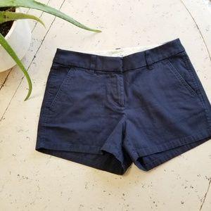 J.Crew Navy Shorts